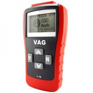 Hand Held VAG Diagnostics Code Scanner, LCD