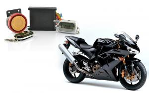 2 Way Motorcycle Alarm Security System