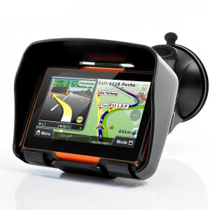 4.3 Inch Motorcycle GPS Navigation System