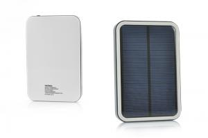 Solar Power Bank - 7000mAh, 10 in 1 USB Splitter
