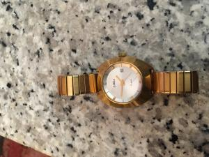 Vintage USSR ladies Zaria watch