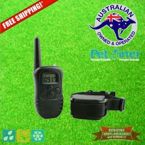 Petrainer PET998DR-1 Remote Dog Training Collar for 1 Dog