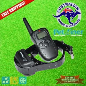 Petrainer PET998DB-1 Remote Dog Training Collar for 1 Dog