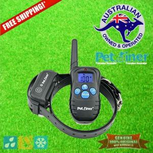 Petrainer PET998DBB-1 Remote Dog Training Collar for 1 Dog