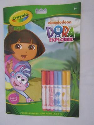 Dora Activity Pad