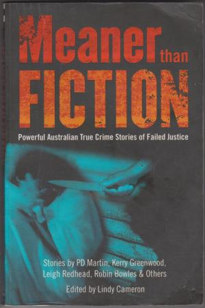 Meaner than Fiction, edited by Lindy Cameron