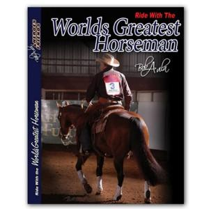Avila RIDE WITH THE WORLD'S GREATEST HORSEMAN DVD