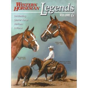LEGENDS 6 Western Horseman