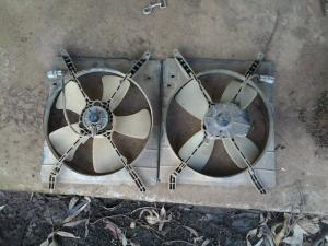 Toyota camry thermo fans