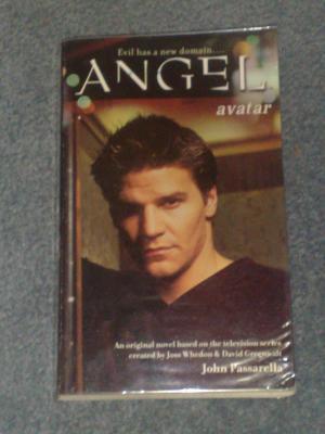 Angel: Avatar, by John Passarella