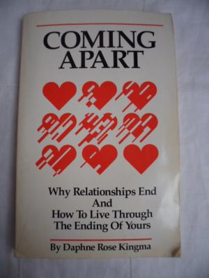 Book Coming Apart by D Kingma