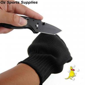 1x SS Metal Mesh Fillet Cut Proof Cut Resistant Butcher Glove-GLBB