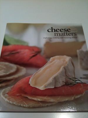 Cheese Matters - Naomi Cristane
