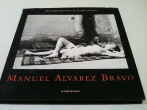 MANUEL ALVAREZ BRAVO -  nude photography