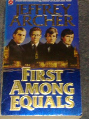 First Among Equals, by Jeffrey Archer