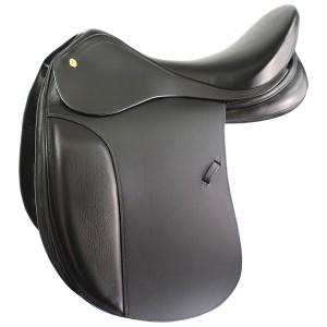 Ambassador Dressage Saddle - Black **NEW**