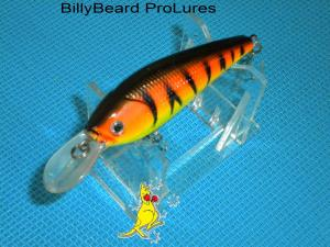 1x 95mm Shad Bream Bass Barra Trout Cod Perch Fishing Lure -34