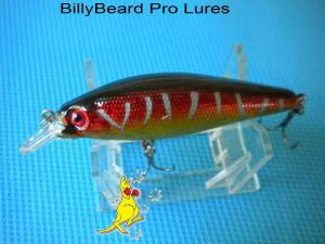 1x 85mm Lazer Shad Bream Bass Barra Trout Perch Fishing Lure -40