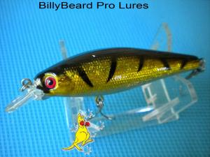 1x 85mm Lazer Shad Bream Bass Barra Trout Perch Fishing Lure -41