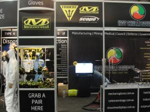 Trade Show Display Stand