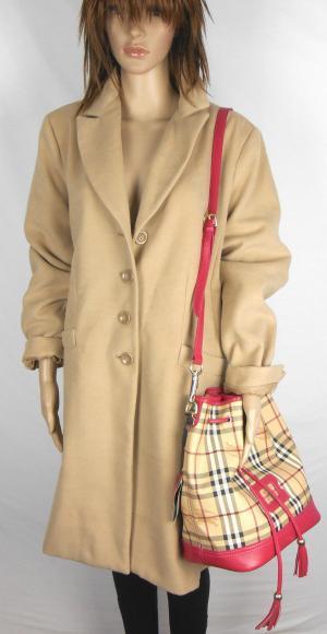 CAPTURE camel coat, NWT, toasty warm and very soft, sz. 18
