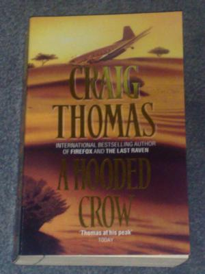 A Hooded Crow, by Craig Thomas