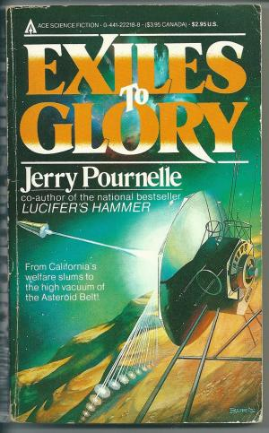 Exiles to Glory, by Jerry Pournelle