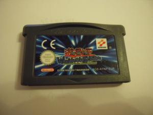 Gameboy Advance Yu Gi Uh - Game