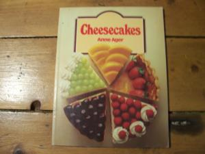 Cheesecakes, dessert foods cook book