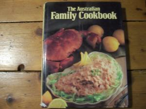 The Australian family cook book