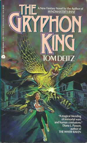 The Gryphon King, by Tom Deitz