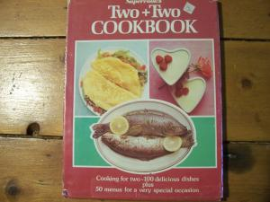 Supercooks two+two Cook Book