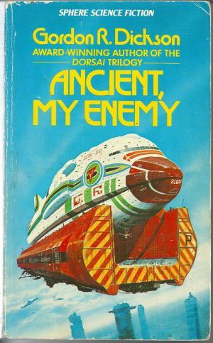 Ancient, My Enemy, by Gordon R Dickson