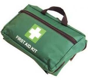 First Aid Kit - 4X4 Soft Pack