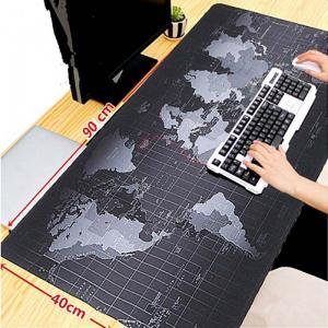 Mouse Mat Computer Keyboard Desktop Speed Gaming Mousepad