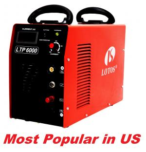 Lotos Plasma Cutter LTP6000