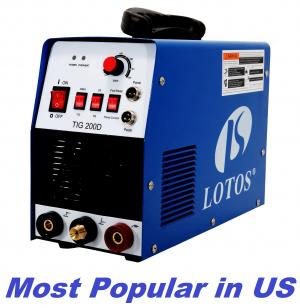 Lotos Tig200DC TiG and Arc welder