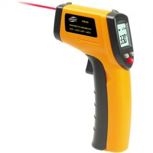 Digital Infrared Thermometer, Temperature Range