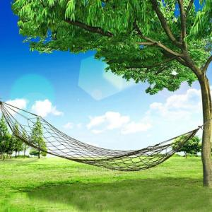 Nylon Hammock - Army Green