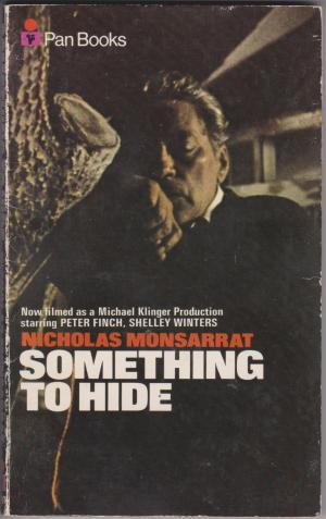 Something to Hide, by Nicholas Monsarrat