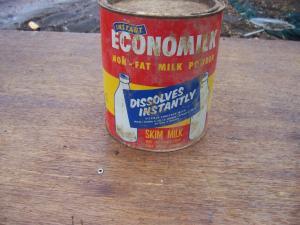 Economilk Tin Powdered Milk