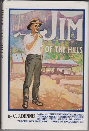 Jim of the Hills, by C J Dennis