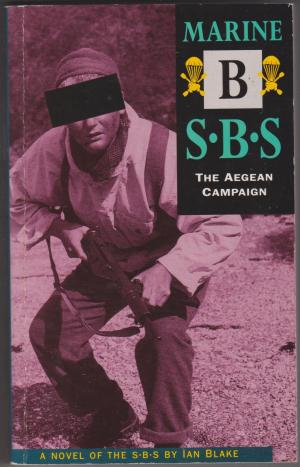 Marine B: SBS, by Ian Blake