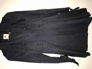 In satin ladies jacket/coat as new condition