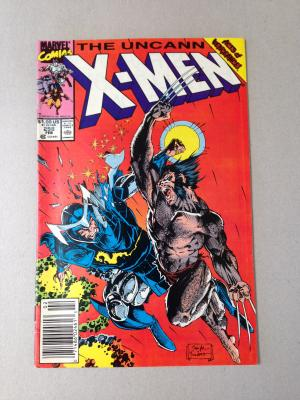 The Uncanny X-Men Comic Issue 258 February 1990