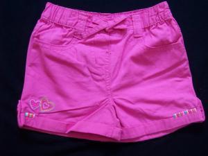 Hot Pink Shorts - Size 0
