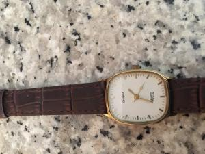 Vintage ladies Russian Chaika Чаика ladies quartz watch