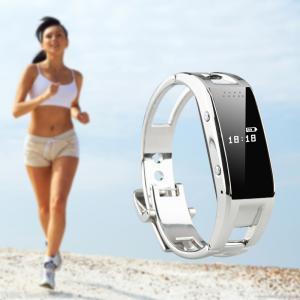 Bluetooth 3.0 Smart Wristband Watch Pedometer