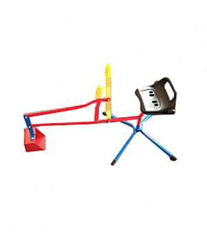 Kids Fun Play Toy Metal Sand Pit Sand Digger Multi