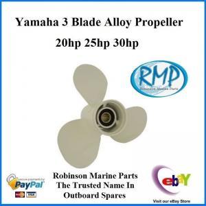 A Brand New Yamaha Propeller 11-1/4